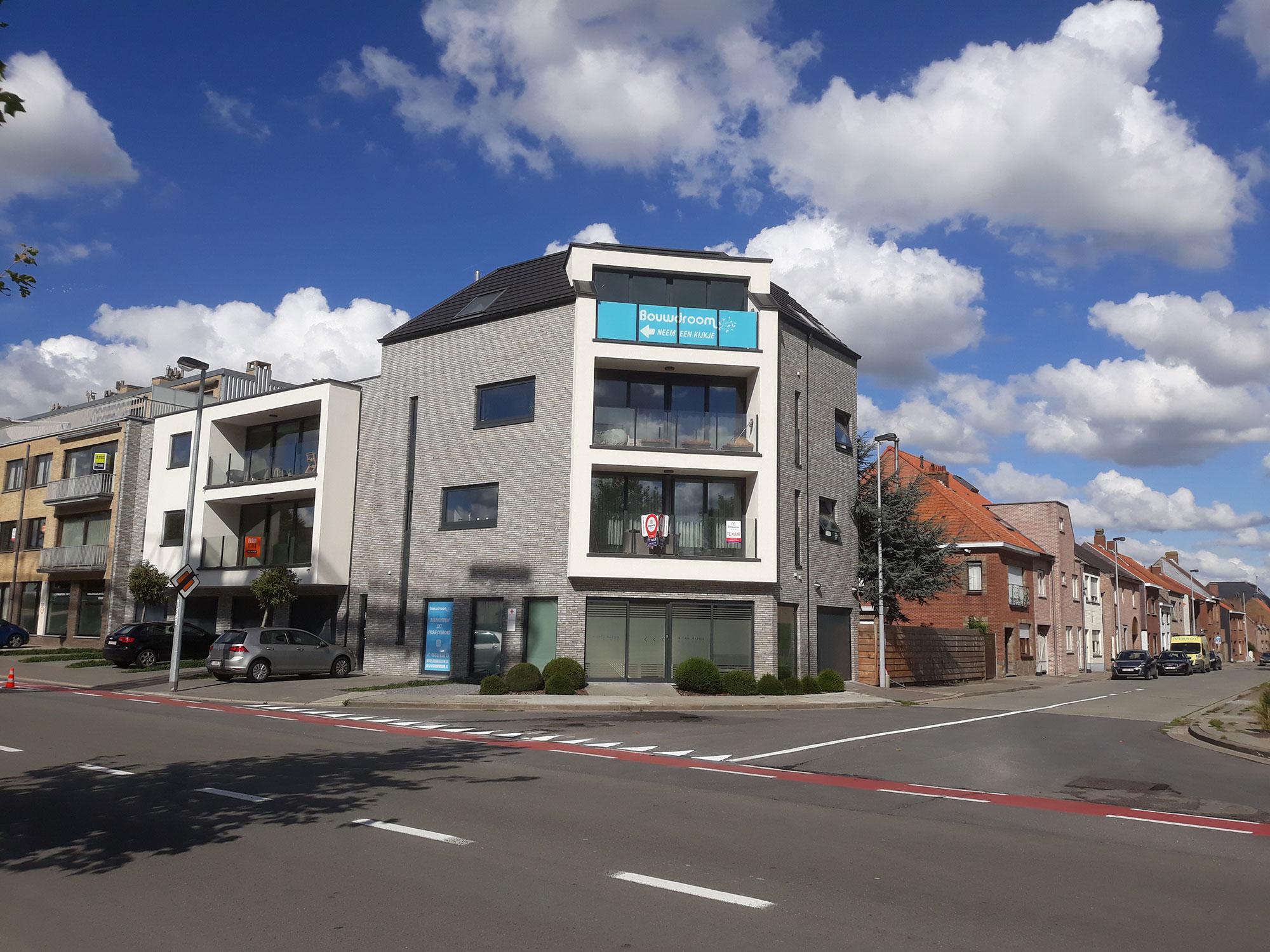 Meergezinswoning te Oostkamp